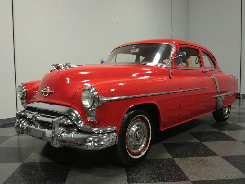 For Sale: 1951 Oldsmobile 2 Door Sedan