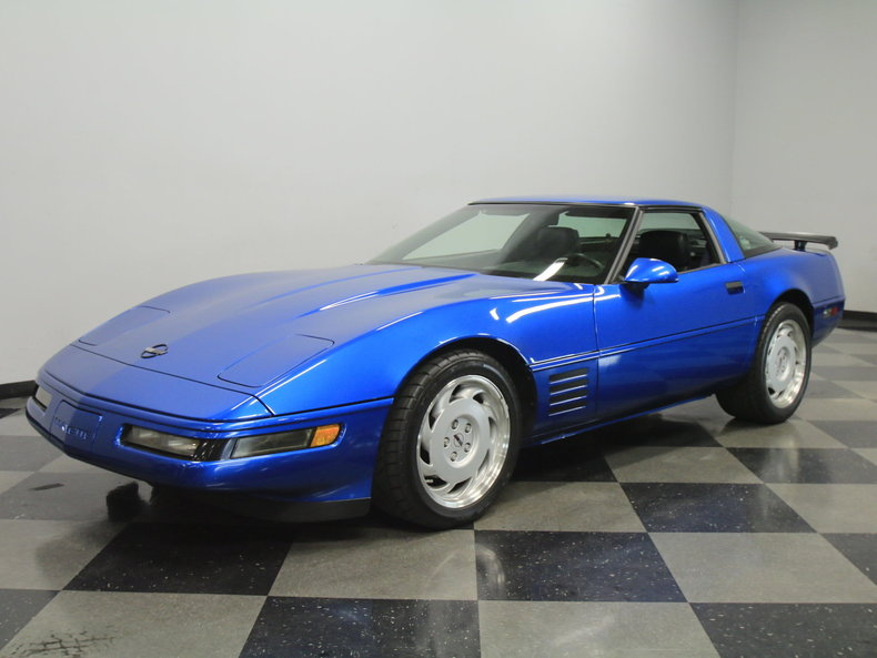 For Sale: 1991 Chevrolet Corvette