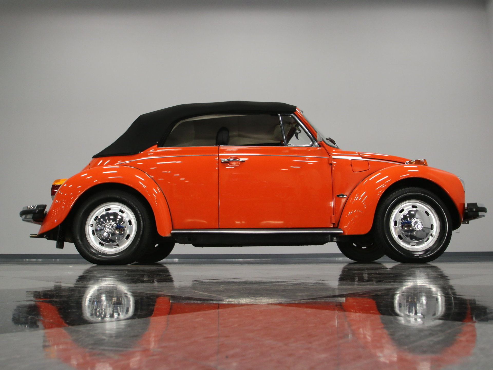 1974 volkswagen beetle for sale 47036 mcg for Garage volkswagen 92