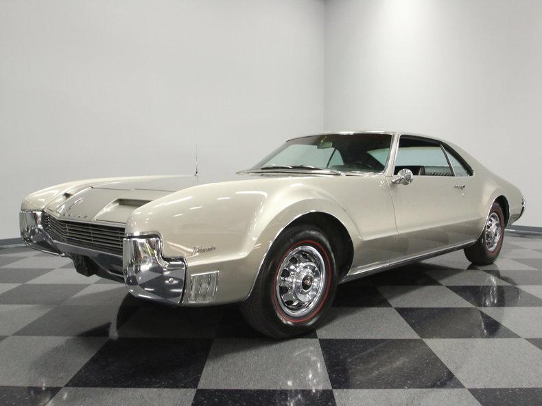 For Sale: 1966 Oldsmobile Toronado