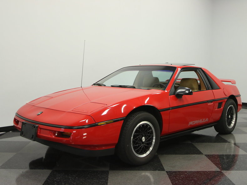 For Sale: 1988 Pontiac Fiero