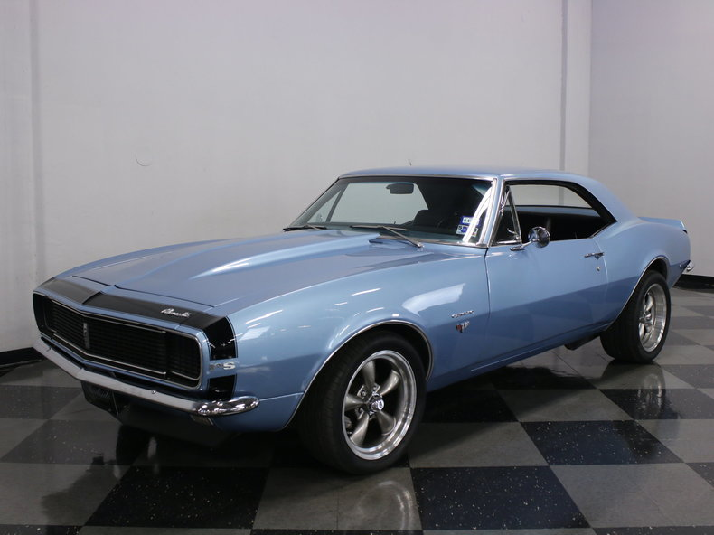 For Sale: 1967 Chevrolet Camaro
