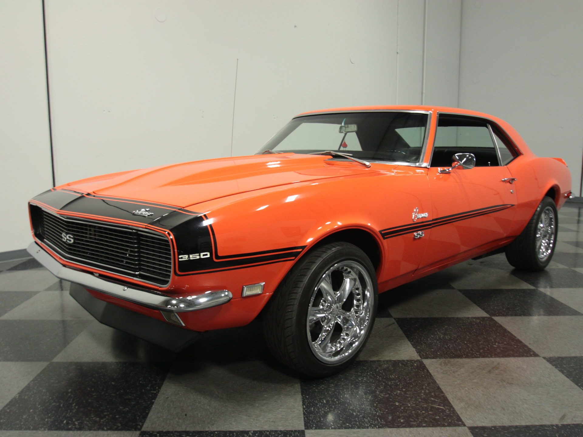 1968 Chevrolet Camaro Streetside Classics The Nation S Trusted Classic Car Consignment Dealer