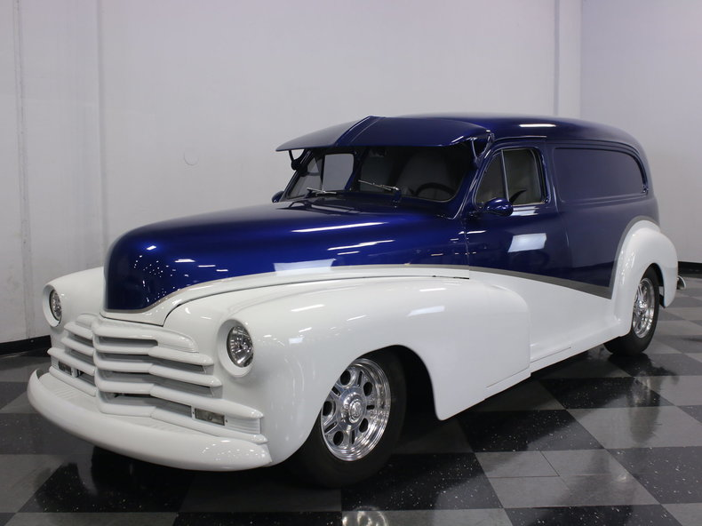 For Sale: 1947 Chevrolet Sedan Delivery