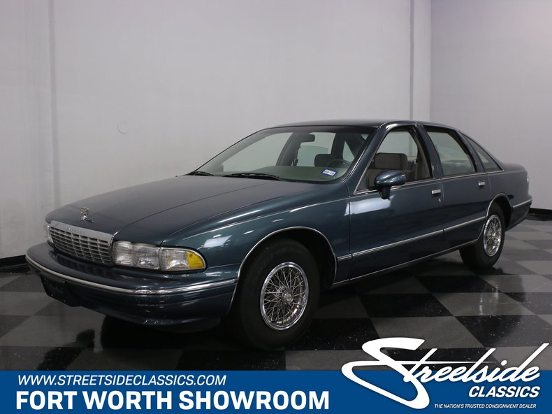 For Sale: 1993 Chevrolet Caprice