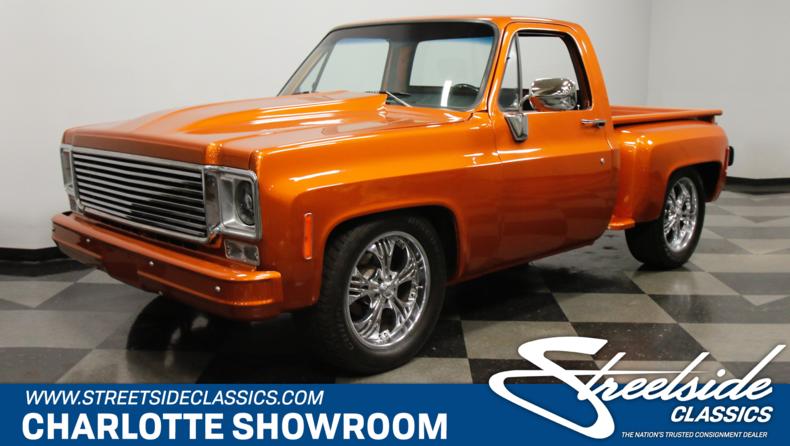 For Sale: 1977 Chevrolet C10