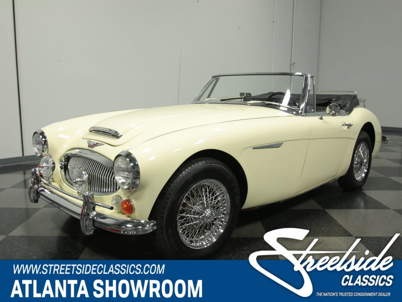 1967 Austin Healey 3000 Mark III BJ8