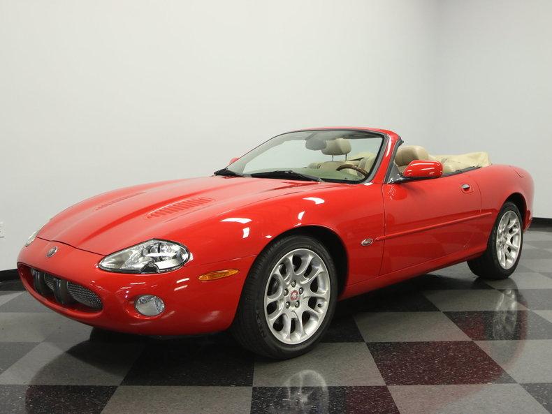 For Sale: 2002 Jaguar XKR