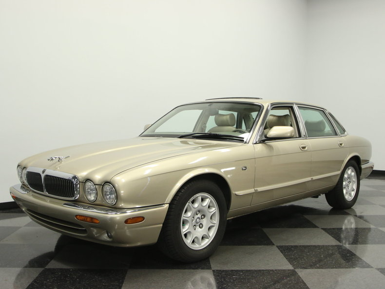 For Sale: 1999 Jaguar XJ8