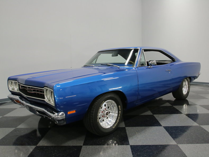 For Sale: 1969 Plymouth Satellite