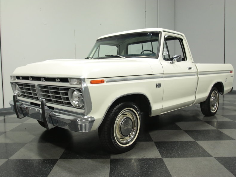 For Sale: 1973 Ford F-100