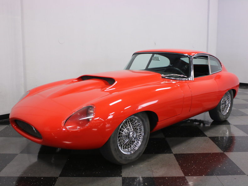 For Sale: 1964 Jaguar XKE