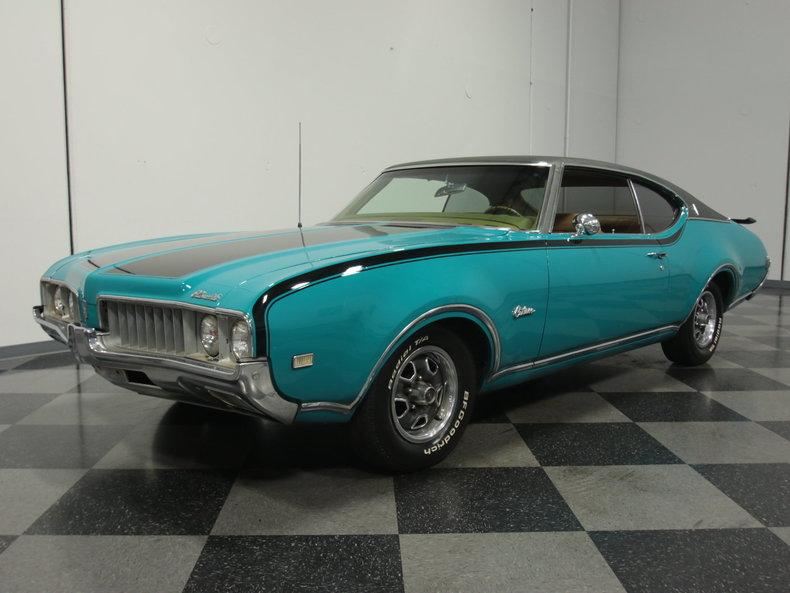 For Sale: 1969 Oldsmobile Cutlass