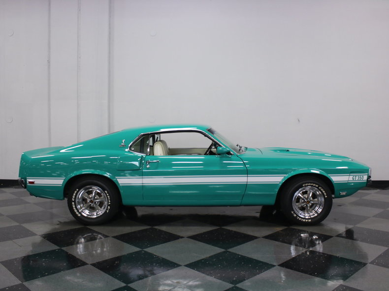 1969 Shelby GT350-H | Streetside Classics - The Nation's ...