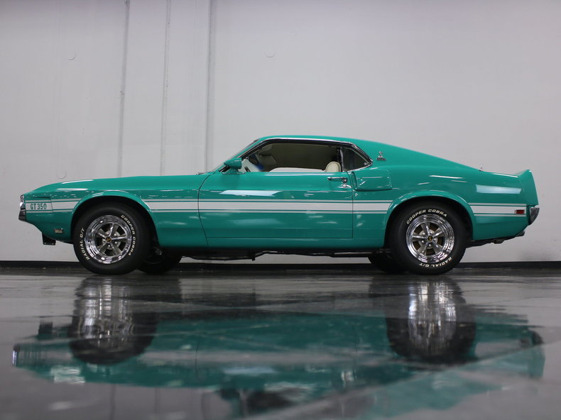 Hertz Car Sales Phoenix >> 1969 Shelby GT350-H | Streetside Classics - The Nation's ...
