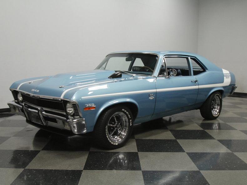 For Sale: 1971 Chevrolet Nova