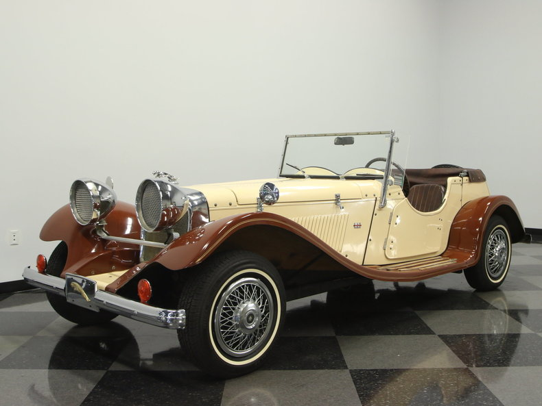 For Sale: 1937 Jaguar SS100