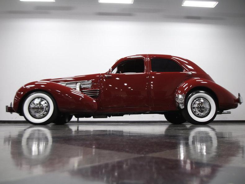 Dallas Auto Sales >> 1937 Cord 810 Westchester | Streetside Classics - The ...