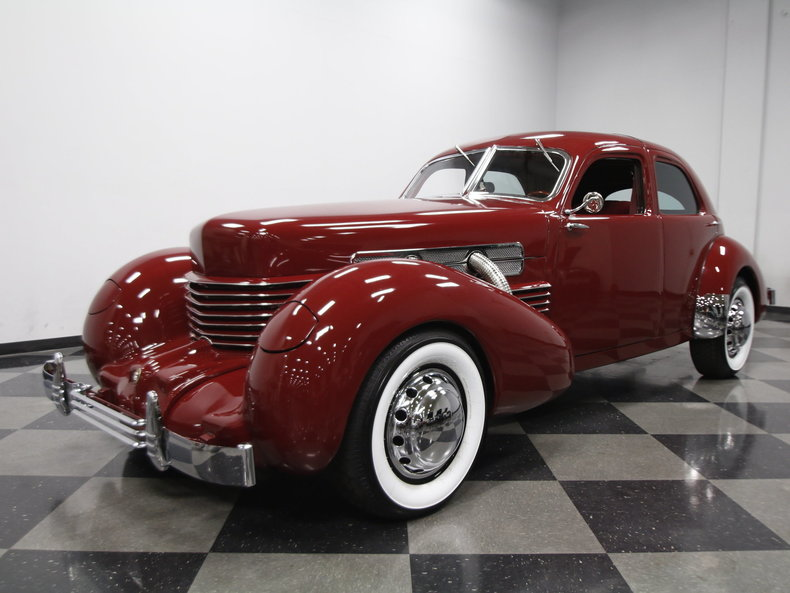 For Sale: 1937 Cord 810 Westchester