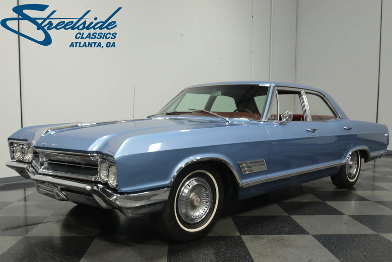 For Sale: 1966 Buick Wildcat