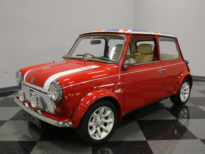 For Sale: 1980 Austin Mini
