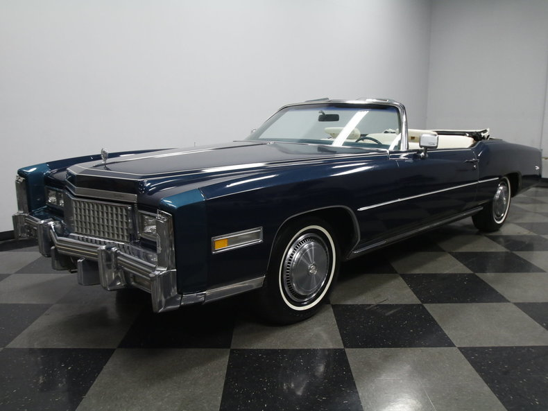 For Sale: 1975 Cadillac Eldorado