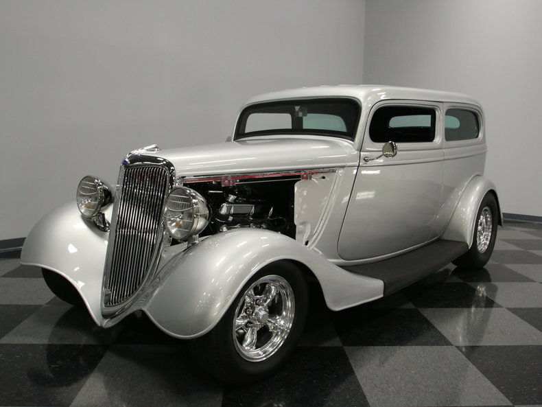 For Sale: 1934 Ford 2 Door Sedan