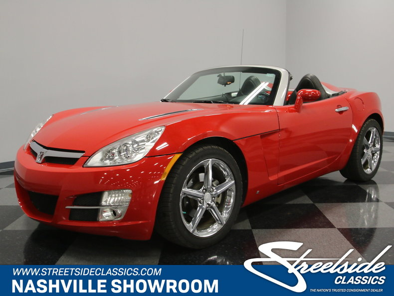 For Sale: 2008 Saturn Sky
