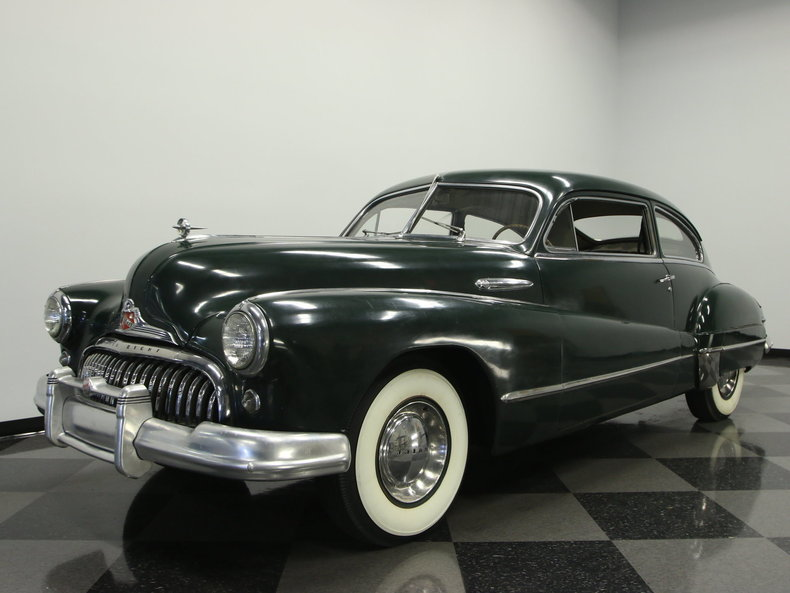 For Sale: 1948 Buick Super