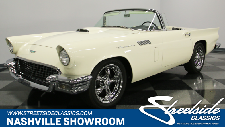 For Sale: 1957 Ford Thunderbird