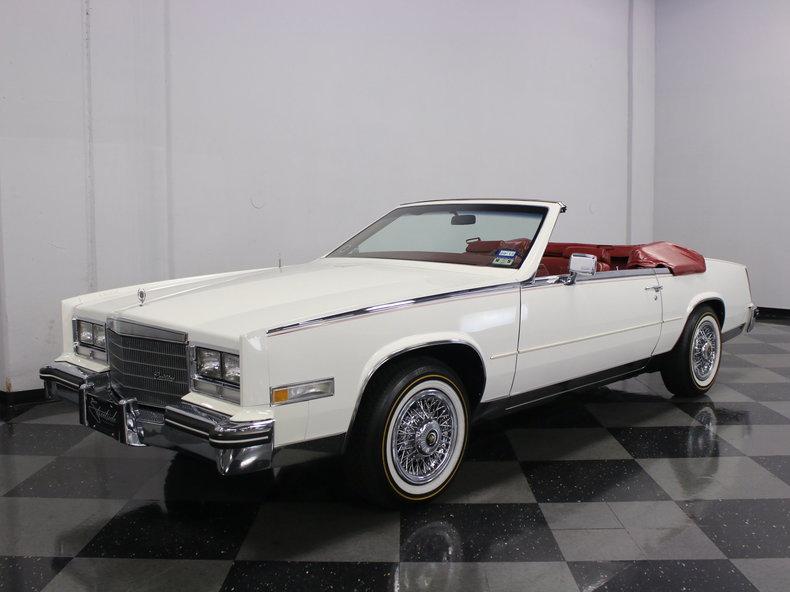 For Sale: 1984 Cadillac Eldorado
