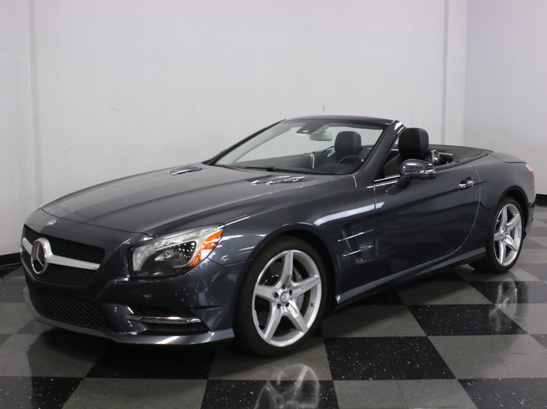 For Sale: 2013 Mercedes-Benz SL550