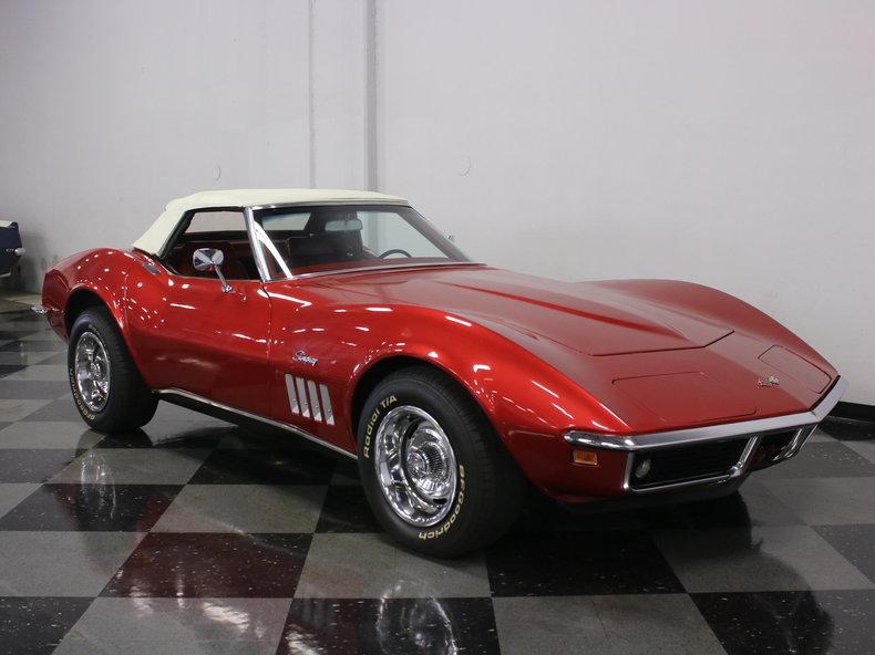 1969 Chevrolet Corvette Streetside Classics The Nation