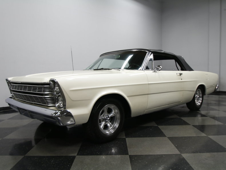 For Sale: 1966 Ford Galaxie