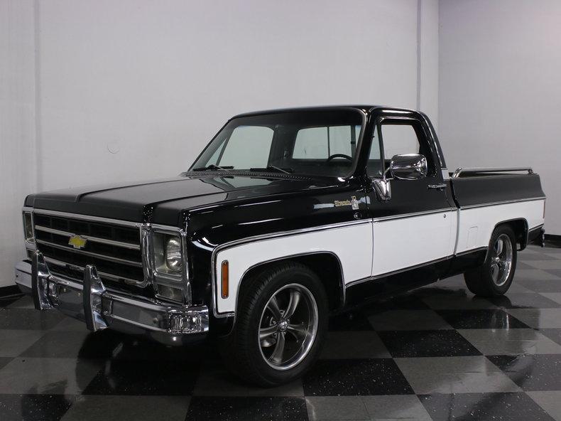 For Sale: 1979 Chevrolet Silverado