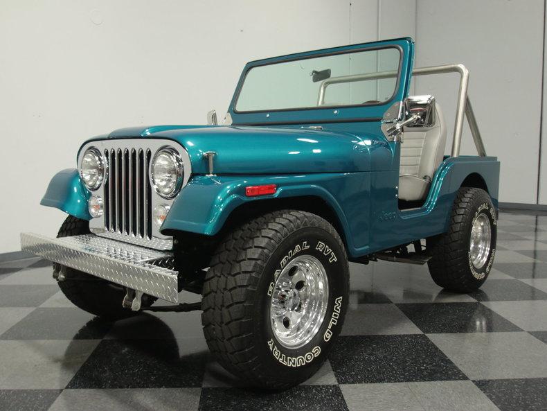 For Sale: 1978 Jeep CJ5
