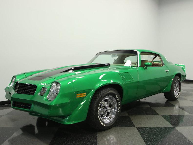 For Sale: 1980 Chevrolet Camaro