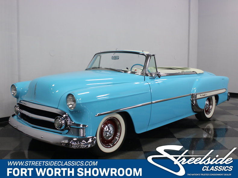 For Sale: 1953 Chevrolet Bel Air