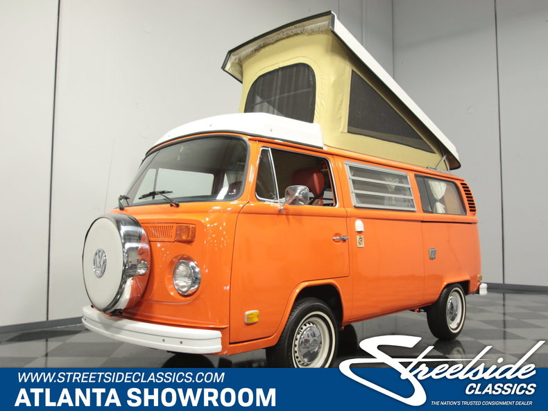 For Sale: 1975 Volkswagen Bus