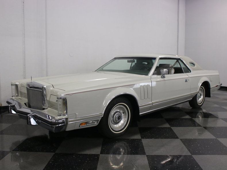 For Sale: 1978 Lincoln