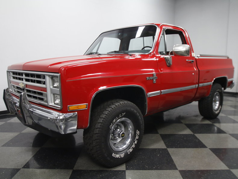 For Sale: 1986 Chevrolet Silverado