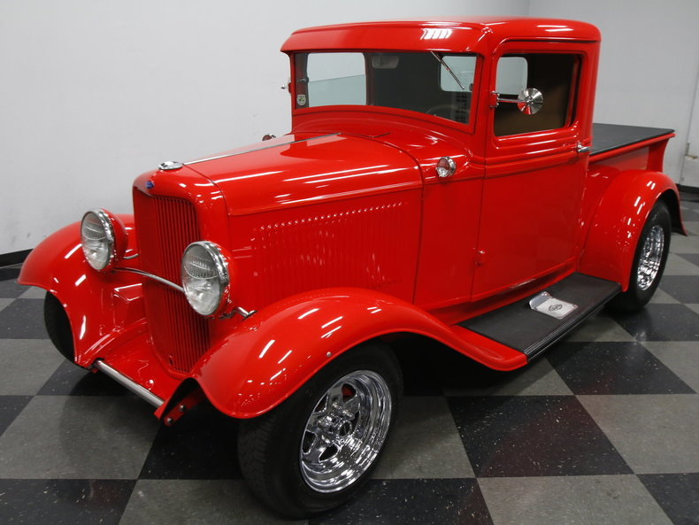 For Sale: 1932 Ford Pickup