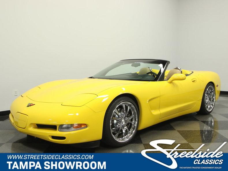 For Sale: 2000 Chevrolet Corvette