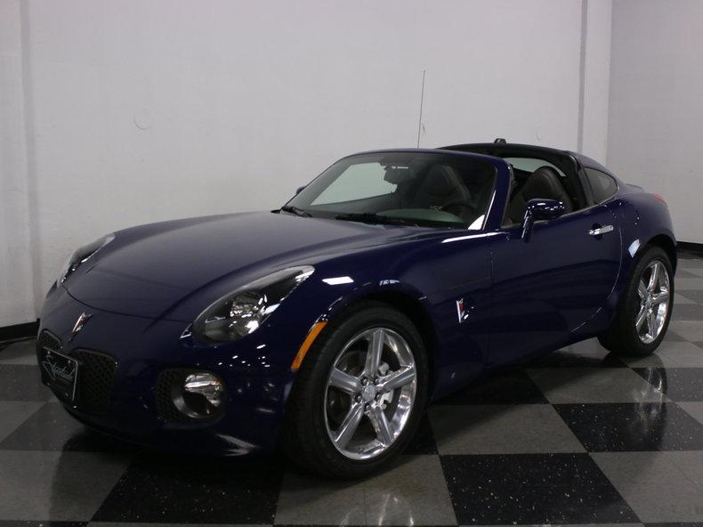 For Sale: 2009 Pontiac Solstice