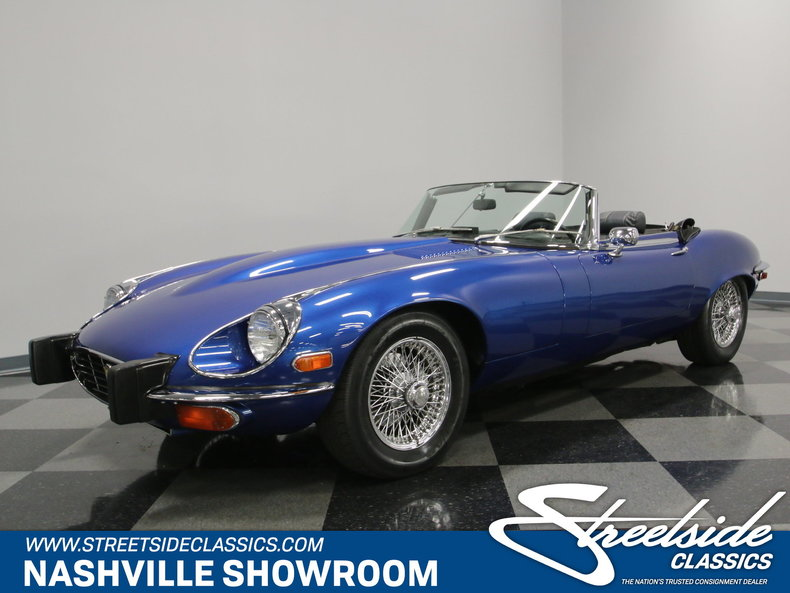 For Sale: 1974 Jaguar E-Type