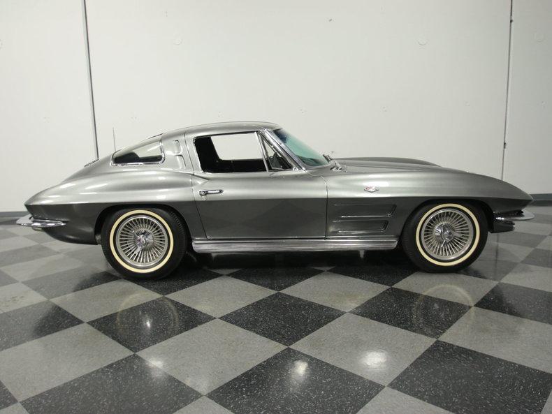 1963 chevrolet corvette my classic garage for 1963 split window corvette 427