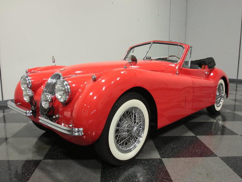 For Sale: 1954 Jaguar XK-120