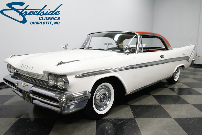 For Sale: 1959 DeSoto Firesweep