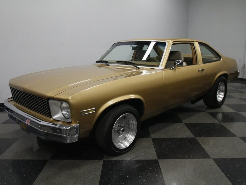 For Sale: 1977 Chevrolet Nova