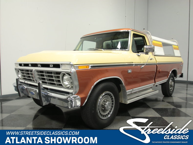 For Sale: 1974 Ford F-250
